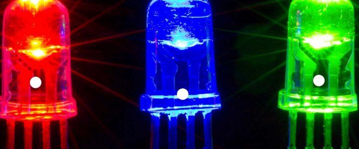 طرح توجيهي توليد لامپهاي LED