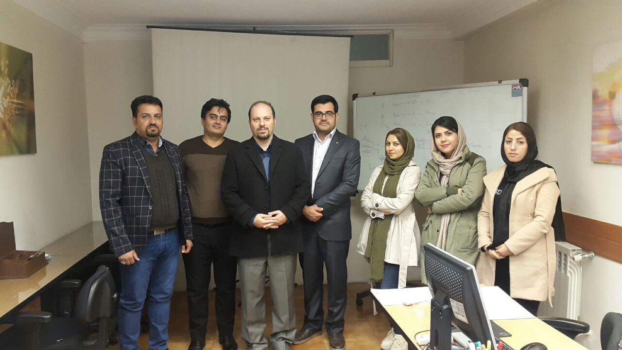 دوره آموزشی برنامه ریزی و کنترل تولید در شرکت مرزبان کیفیت دانش IMQ QMAcademy