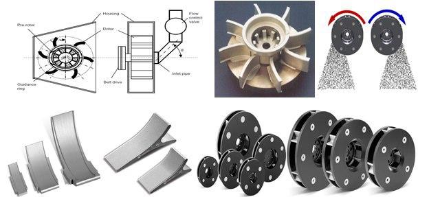 طرح توجيهي تولید انواع قطعات توربین -فرصت سرمايه گذاري١٢١