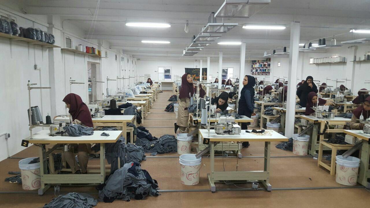 طرح توجيهي تولید پوشاک -فرصت سرمايه گذاري١٤٢