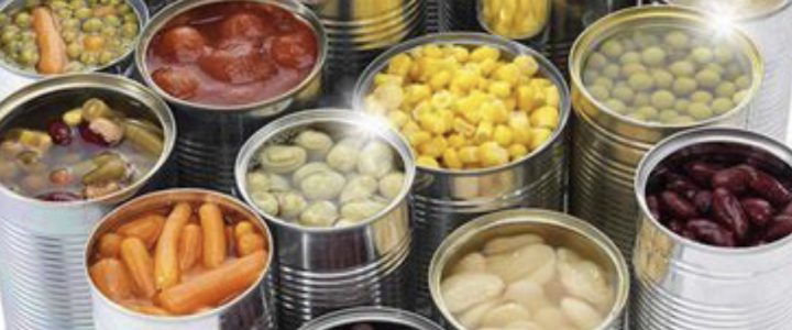 طرح توجیهی تولید کنسرو میوه و سبزیجات
